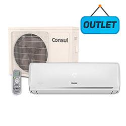 Ar Condicionado Split Hw Inverter Consul 22000 Btus Frio 220v Monofasico Cbf22ebbna - Outlet