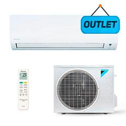 Ar Condicionado Split Inverter Advance Daikin 9000 Btus Frio 220V Monofasico STK09P5VL - OUTLET