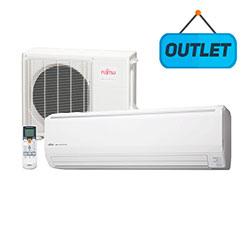 Ar Condicionado Split Hw 18000 Btu/s Frio 220v Fujitsu Inverter Asbg18jfbb - Outlet