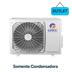 Condensadora Split Inverter Eco Garden Gree 12000 Btus Frio 220V Monofasico GWC12QC-D3DNB8M/O - OUTLET