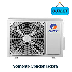 CONDENSADORA SPLIT HW ECO GARDEN INVERTER GREE 9.000 FRIO 220V MONO GWC09QA-D3DNB8M/O - OUTLET