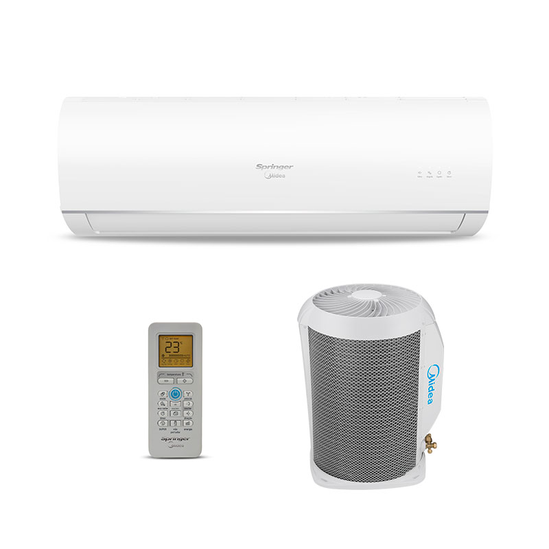 Ar Condicionado Split On/off Air Volution Springer 9000 Btus Quente/frio 220V Monofasico 42TFQA09S5