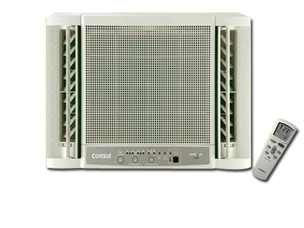 Ar condicionado janela 7500 btu s frio 110v consul for Consul windows