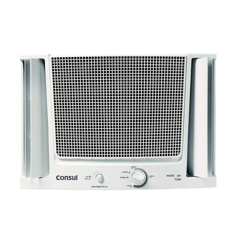 Ar condicionado janela 7500 btu s frio 220v manual consul for Consul windows