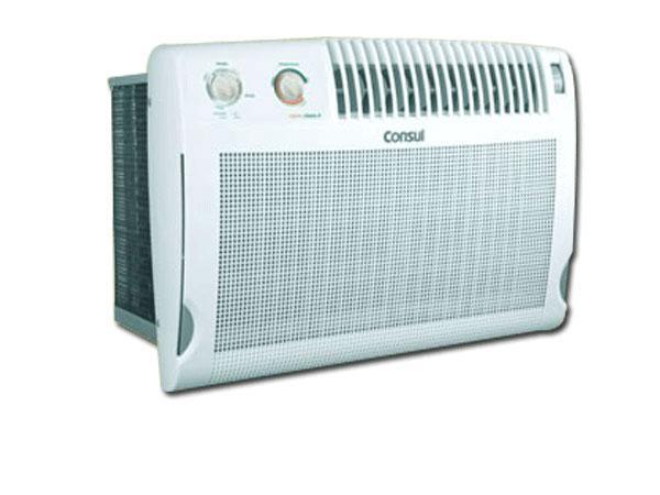 Ar condicionado janela 7500 btu s quente frio 220v consul for Consul windows