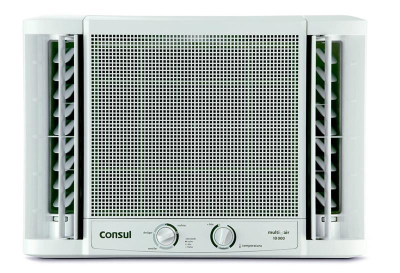 Ar condicionado janela 10000 btu s frio 220v consul manual for Consul windows