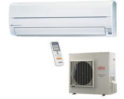 Ar Condiciondo Split 27000 BTU/s Quente/Frio 220V Fujitsu Inverter ASBA30LFC