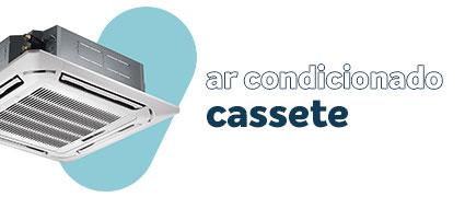 ar condicionado cassete
