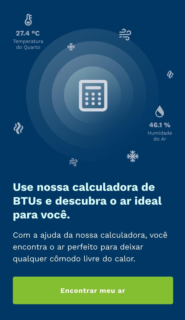 calculadora de btus